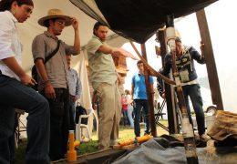 Construcción de biodigestores